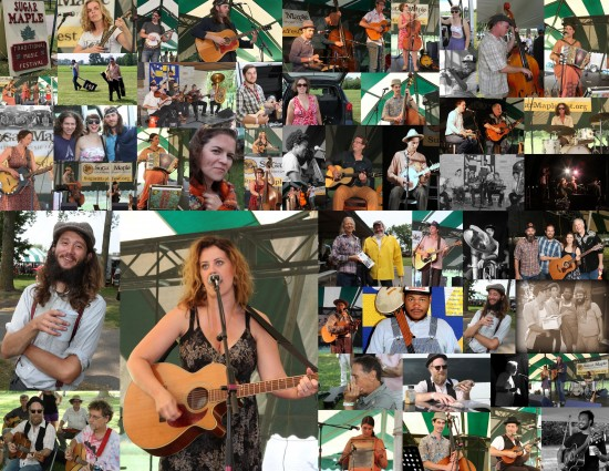 1-Sugar Maple Festival 2014 Collage Selection
